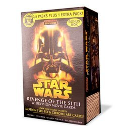 Star Wars: Revenge of the Sith Value Box by Legends, L.p.