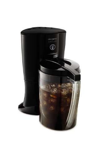 Mr. Coffee BVMC-LV1 Iced Cafe Iced Coffee Maker, Black New eBay