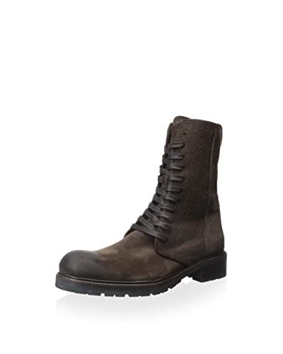 John Varvatos Men's Star G Open Lace-Up Boot