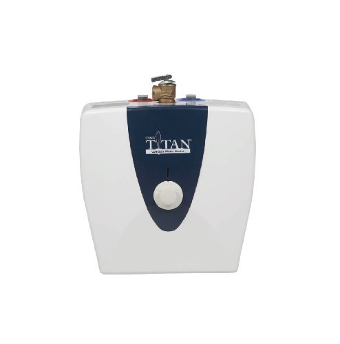 American Water Heaters E1E2.5US015V Tiny Titan Electric Water Heater, 2.5 Gallon by American Water Heaters (Tiny Heater compare prices)