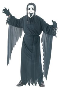Scream Halloween Costume - Adult one size