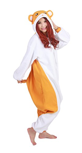 TEE Costumes Unisex Adult Hamster (Small) (Hamster Costume For Adults)