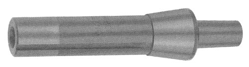 Drill America Dewa0802 Qualtech Drill Chuck Arbor, R8 Shank To #2 Jacobs Taper (Pack Of 1)