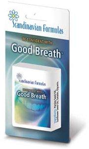 Good Breath - Parsley Seed/Sunflower Seed Oils - 60 Gelcaps