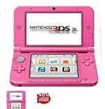 Nintendo 3DS XL Pink Handheld Console System WiFi + 4GB SDHC Card - BRAND NEW BOXED