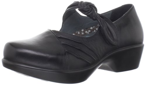 Dansko Women'S Ainsley Clog,Black,39 Eu/8.5-9 M Us front-989923
