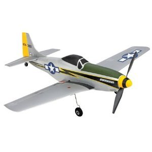 Cheapest Ultra Micro P-51D Mustang