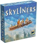 スカイライナー/skyliners ボードゲーム 日本語ルール付き