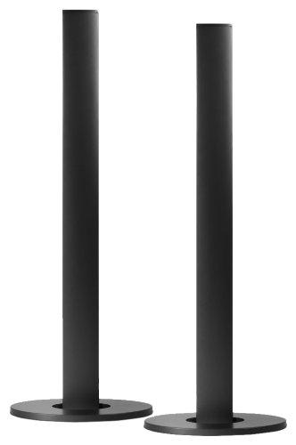 Harman-Kardon-HTFS-2-BQ-Aluminium-Sulen-Standfu-mit-Kabelkanal