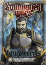 SW Vanguards Second Summoner Card Game