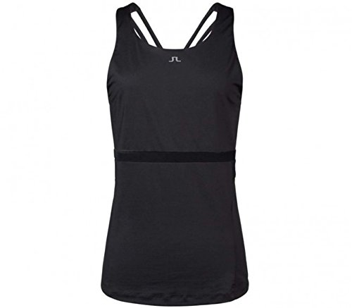 j-lindeberg-maja-tech-donna-sport-top-black-x-s