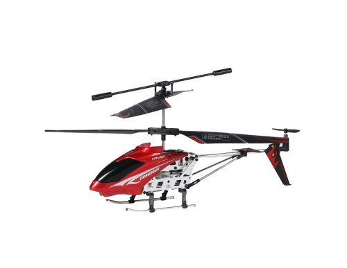 857 Mini Alloy RC 3 Channels Wireless Remote Helicopter with Built-in Gyroscope