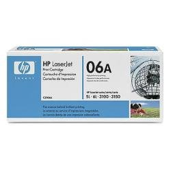 HP Laserjet 06A Black Cartridge in Retail Packaging (C3906A)