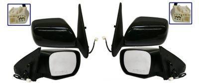 For Manual Type For CHEVROLET SILVERADO 1999-2006 Mirror Glass SET=LH /& RH