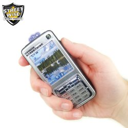 Stun Gun Street Wise Immobilizer 3.5M Volts W/Led Light (Please See Shipping Restrictions Before Ordering)