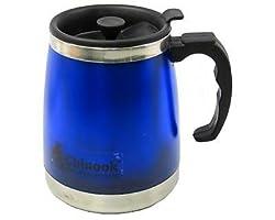 Chinook Coffee Press Mug (16-Ounce) by Chinook
