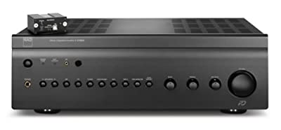 NAD Electronics NAD C 375BEE DAC Stereo Integrated Amplifier from NAD Electronics
