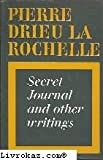 img - for Secret Journal and Other Writings book / textbook / text book