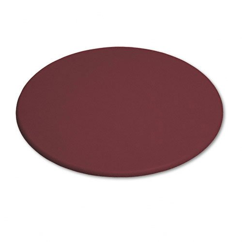 Iceberg ICE65088 Membrane Pressed Solid Composite Wood OfficeWorks 48-Inch Round Table Top, Mahogany - Base Sold Separately