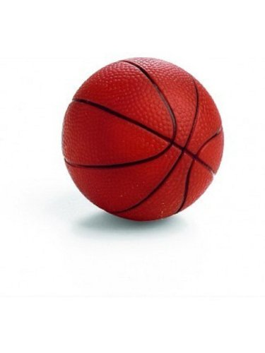 Artikelbild: Vinyl Basketball Toy 3' Ethical Pet Hundespielzeug Basketball, Vinyl, 8 cm