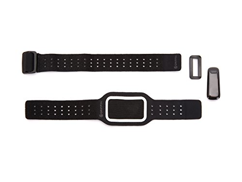 Black Sleep Sport Band Armband for Fitbit, Misfit, and for Sony SmartBand