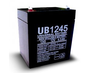 12V 4.5Ah SLA Belkin UPS Replacement Battery UB1245