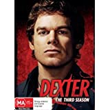 Dexter Season 3. Region 2 and 4 [DVD]