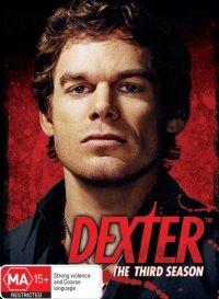 Dexter Season 3. Region 2 and 4 [DVD]