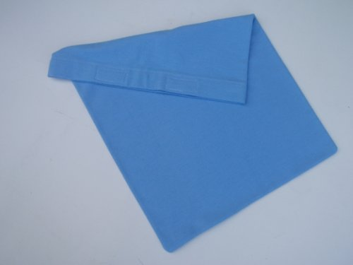 Blue Flannel Replacement Cover or Pillowcase for 12