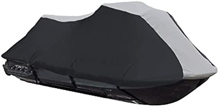 600 Denier Jet Ski PWC Cover fits Yamaha Wave Venture 700  WVT700V 1995-1998 BlackGrey