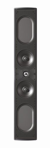 Definitive Technology Mythos 10 On-Wall Speaker (Single, Black)