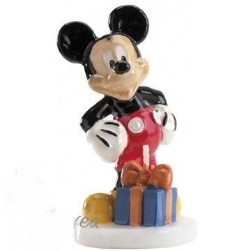 Bougie Anniversaire Mickey - Taille Unique