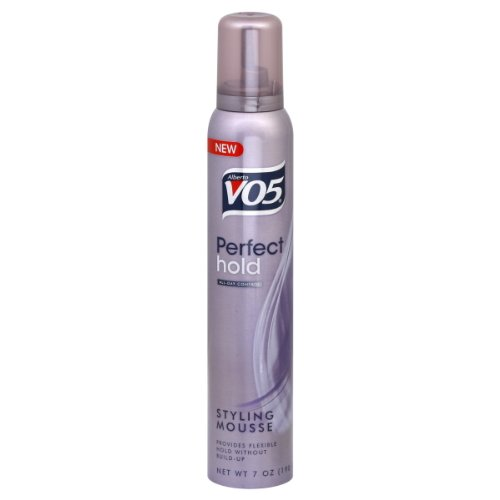 Alberto Vo5 Perfect Hold Styling Mousse, 7 Oz. alberto vo5 fortify