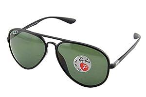 Sunglasses Ray-Ban RB 4180F 601S9A MATTE BLACK