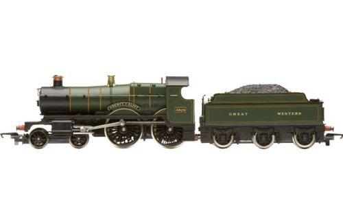 [HSB] Hornby GWR 4-4-0 County Class Flint Train with HSB® Storage Bag
