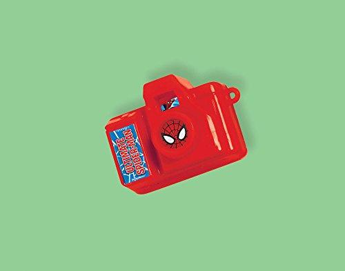 "Amscan Ultimate Spider Man Mini Camera,1-3/4"", Red - 1"