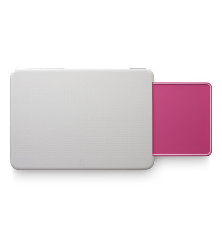 Logitech Portable Lapdesk N315 (Dusty Rose)