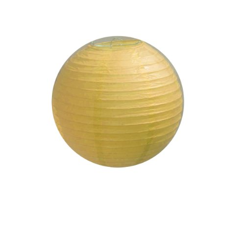 "WeGlow International 8"" Paper Lantern - White (3 pieces)"