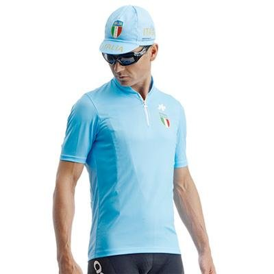 Buy Low Price Assos 2012 Men's Limited Edition heritagePack Cycling Jersey/Cap/Socks Kit – Federazione Italiana – 13.20.231.99 (B004UPAT1G)
