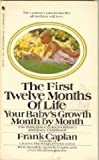 The First Twelve Months of Life: Your Baby's Growth Month by Month (0553242334) by Frank Caplan