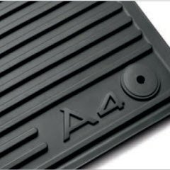 genuine-2009-2013-audi-a4-avant-2009-2013-audi-a4-sedan-all-weather-floor-mats-black-front
