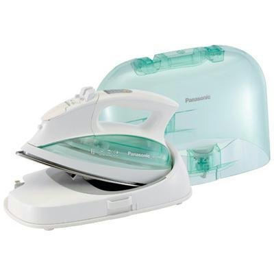 New Panasonic Ni-L70sr Steam Iron Stainless Steel Soleplate-5.13 Fl Oz Reservoir Capacity-1.50 Kw