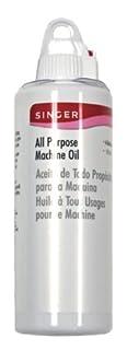 Singer Machine Oil, 4-Fluid Ounce