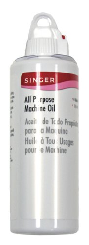Singer Machine Oil, 4-Fluid Ounce image