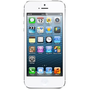 Straight Talk iPhone 5 Prepaid Cell Phone, 16 GB, White | Cell Phones