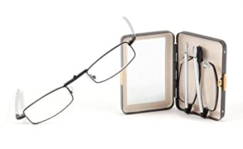 pocket folding reading glasses with