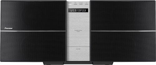 <p>Pioneer hi-fi x-smc22-s bt 2x20w muelle, atraque, reproductor de cd,</p>