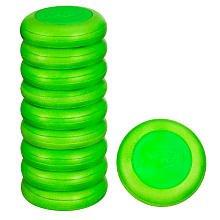 Nerf Vortex Refills 10 discs- Green - 1