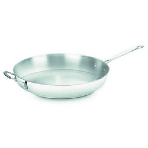 CONAIR 722-36H / CHEFS CLASSIC STAINLESS 14IN SKILLET W HELP