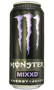 Monster Energy Drink, MIXXD, 16-Ounce Cans (Pack of 8)